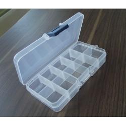 Plastový organizér 13,2 x 7,2 x 2,3 cm