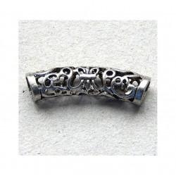 Ozdobná kovová trubička