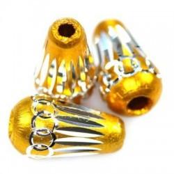 Aluminio goldig konus