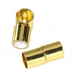 Magnetické zapínanie - Tipp tapp gold 8mm