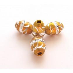 Aluminio goldig ovals