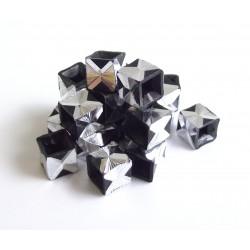 Aluminio Moreno cube