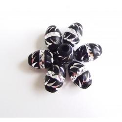 Aluminio karbonady ovals
