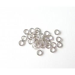 Spojovacie krúžky, 4mm/10ks