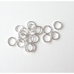 Spojovacie krúžky, 6mm