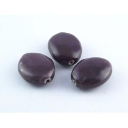 Porcelánová korálka - Fаrfor olajfa