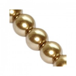 Sklenené perličky Kashmir 8mm /10ks