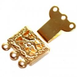 Mechanické zapínanie - Star, zlaté