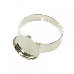 Prsteň, lôžko - Kruh
