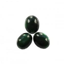 Živicová olivka, zelená /5ks